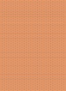 Free Сlutch Of Red Bricks Royalty Free Stock Photo - 14891885