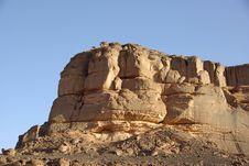 Free Mountain In Libya Stock Photo - 14892450