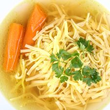 Free Chicken Soup Stock Images - 14892844