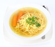 Free Chicken Soup Royalty Free Stock Photography - 14892847