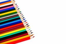 Free Pencil And Pastel Royalty Free Stock Images - 14892969