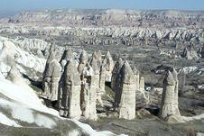 Free Cappadocia Royalty Free Stock Image - 14893066