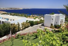 Free View From The Hotel On The Red Sea. Stock Images - 14893254