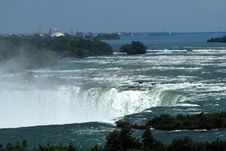 Free Niagara Falls Royalty Free Stock Photos - 14893418