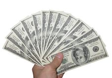 Free Dollars Stock Photo - 14893850