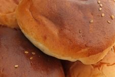 Free Baked Buns Stock Image - 14894421