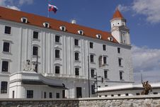 Free Detail Of Bratislava Castle Stock Photos - 14894453