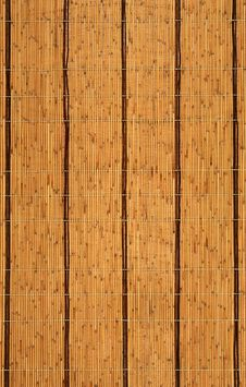 Free Bamboo Texture Royalty Free Stock Photo - 14894685