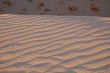 Free Sand Dune Ripples Stock Photos - 14895513