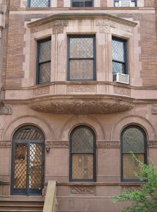 Free NYC Brownstone Royalty Free Stock Photos - 14896098