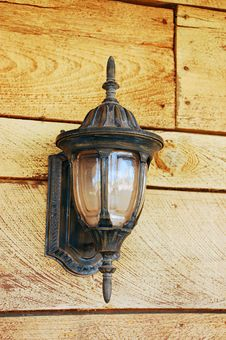 Free Old Ornamental Light Stock Image - 14896161