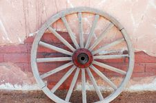 Free Old Wagon Wheel Stock Photo - 14896210