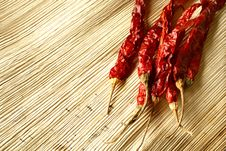 Free Red Chillies Stock Image - 14896211