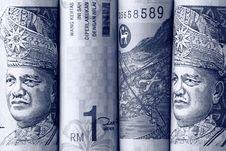 Free Malaysian Ringgits Stock Photography - 14896332