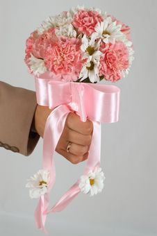 Free Bridal Bouquet Stock Image - 14896521