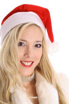 Free Beautiful Blonde Holiday Stock Photos - 14896833