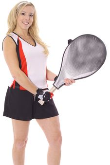 Free Anyone For Tennis Stock Images - 14896974