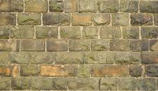 Free Dirty Brick Wall Stock Image - 14897531