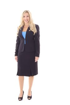 Free Executive Business Woman In Suit Stock Photos - 14897753