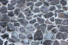 Free Stone Wall Stock Image - 14897851