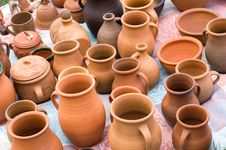 Free Traditional Pots Stock Photo - 14898490