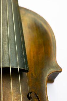 Old Violin Stock Image