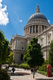 Free St Paul Cathedral Stock Photos - 14898583