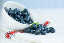 Free Blueberries Stock Photo - 14898620