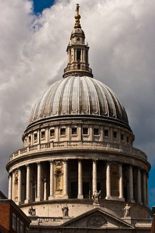Free St Paul Cathedral Stock Images - 14898664
