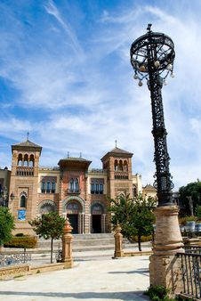 Free Old Town. Spain. Royalty Free Stock Image - 14898886