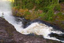 Waterfall 2 Royalty Free Stock Photos