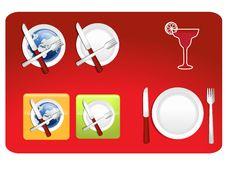 Free Global Gourmet Icon Stock Photos - 14899993