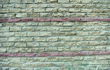 Free Brick Wall Royalty Free Stock Image - 1490136