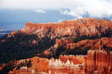 Free Amphitheater - Bryce Canyon Stock Photo - 1490560