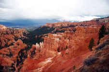 Free Amphitheater - Bryce Canyon Stock Images - 1490604