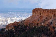 Free Amphitheater - Bryce Canyon Stock Image - 1490621