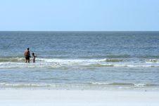 Free Beach Vacation Royalty Free Stock Photography - 1490667