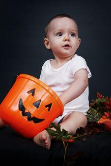 Free Baby Boy Royalty Free Stock Photo - 1490825