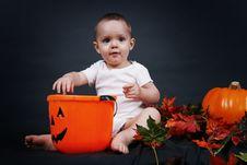 Free Baby Boy Royalty Free Stock Photos - 1490838