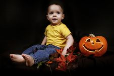 Free Baby Boy Stock Photo - 1490880