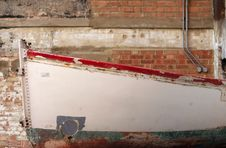 Free Boat Wall Stock Image - 1490981