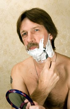 Free Shaving Royalty Free Stock Images - 1491129