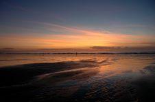 Free Borth Beach 7 Royalty Free Stock Images - 1491189