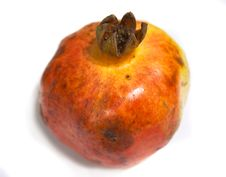Pomegrenate 1 Stock Photos