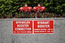 Free Fire Hydrant Stock Images - 1492414