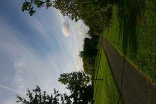 Free Beckton Park In Autumn Royalty Free Stock Photos - 1493048