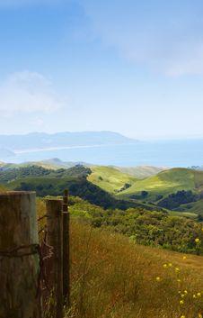 Free Coastal Landscape Royalty Free Stock Images - 1493429