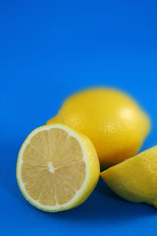 Free Lemons 03 Royalty Free Stock Image - 1493486