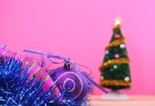 Free Christmas Decorations Stock Photo - 1493610