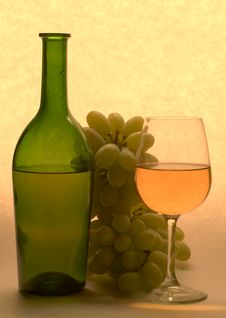 Free Still Life With Grapes (25) Stock Photography - 1493762